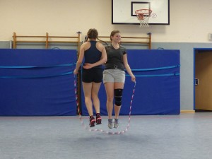 Rope-Skipping